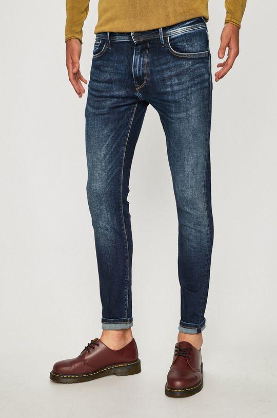 modrá Pepe Jeans - Rifle Pánsky