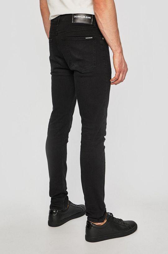 Calvin Klein Jeans - Džíny 99% Bavlna, 1% Elastan
