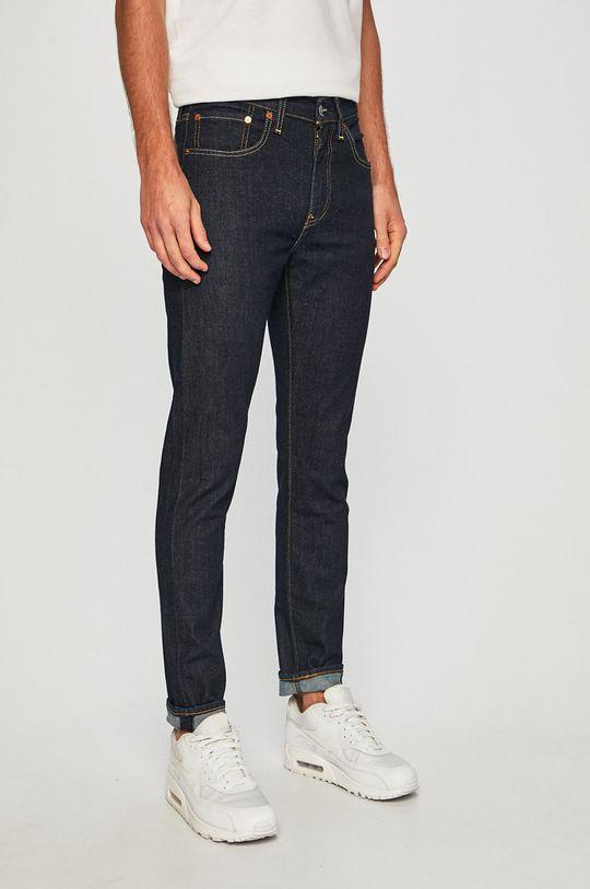 bleumarin Levi's - Jeansi 512 De bărbați