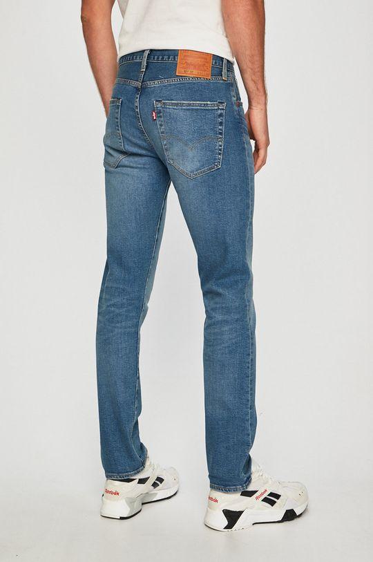 Levi's - Jeansi 501 Slim Taper albastru