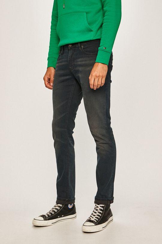 тъмносин Tommy Jeans - Дънки Scanton Чоловічий