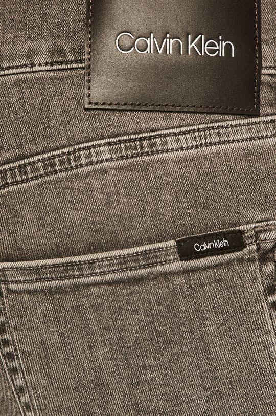 šedá Calvin Klein - Džíny