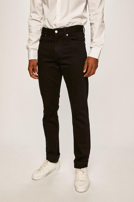 čierna Calvin Klein - Rifle Harry Black Pánsky