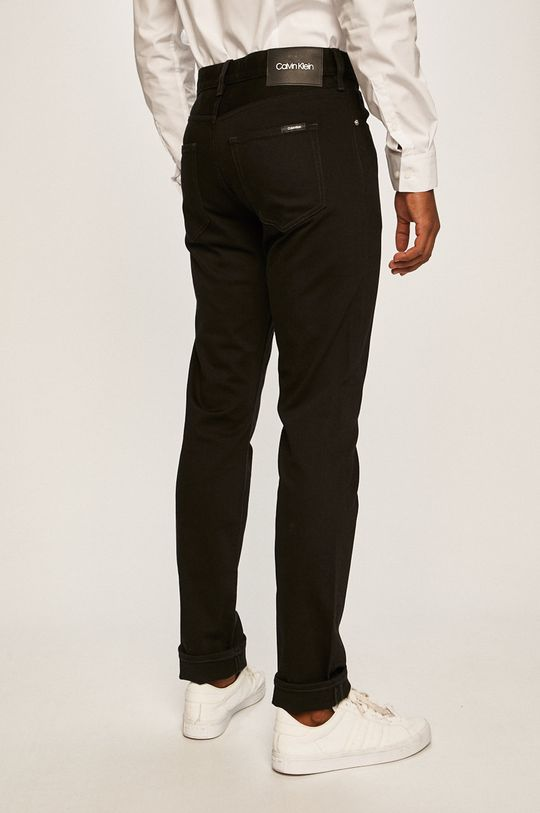 Calvin Klein - Rifle Harry Black  Základná látka: 95% Bavlna, 1% Elastan, 4% Polyester