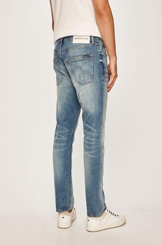 Calvin Klein Jeans - Džíny 71% Bavlna, 1% Elastan, 28% Polyester