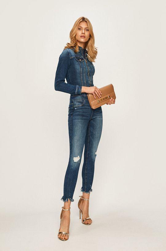 modrá Guess Jeans - Overal Dámsky