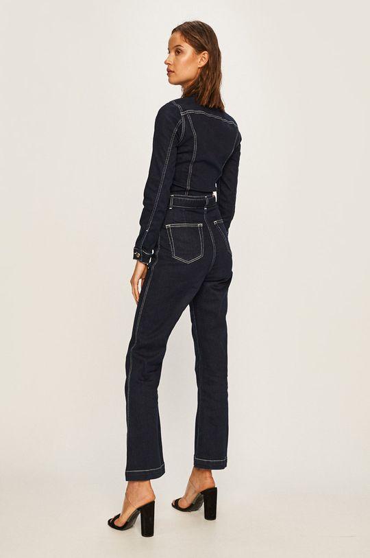 Pepe Jeans - Гащеризон Carrie x Dua Lipa  84% Памук, 2% Еластан, 14% Полиестер
