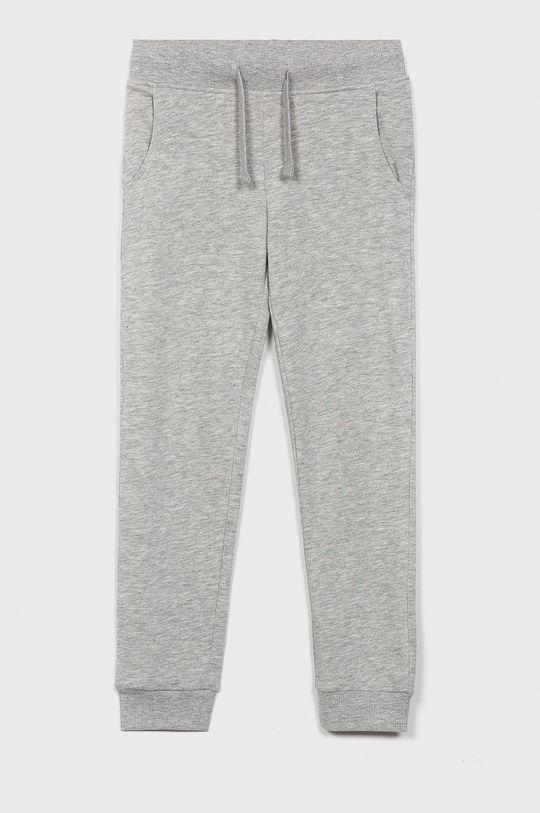 світло-сірий Guess Jeans - Дитячі штани 118-175 cm Для хлопчиків