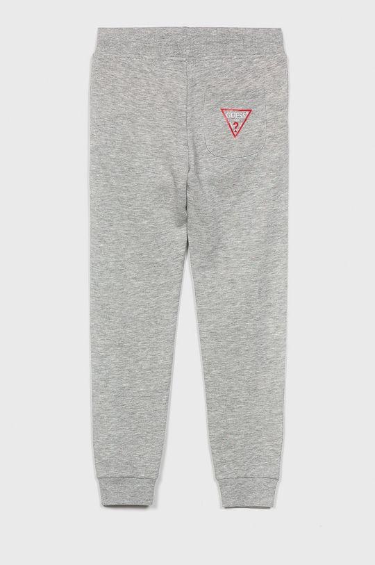 Guess Jeans - Дитячі штани 118-175 cm світло-сірий