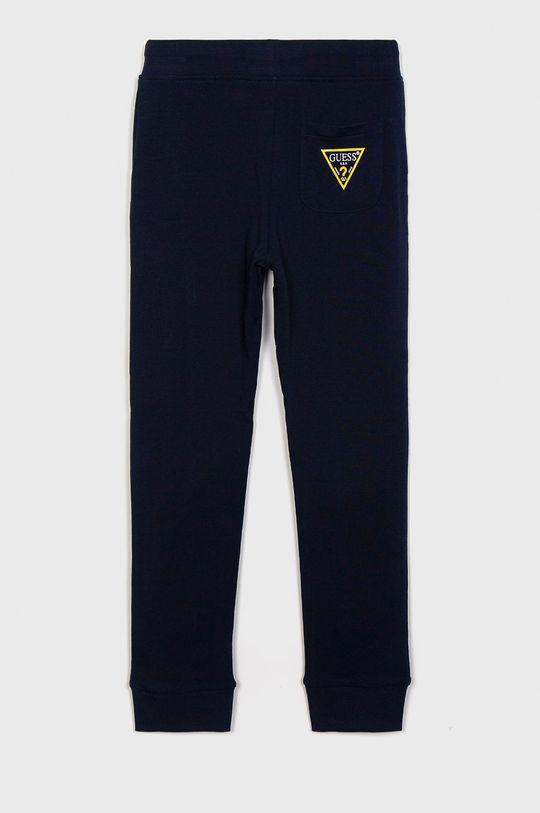 Guess Jeans - Дитячі штани 118-175 cm темно-синій