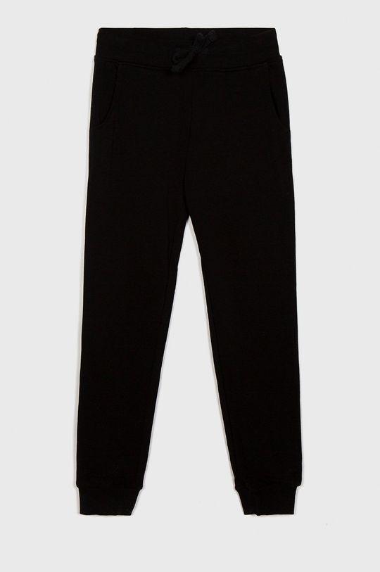 negru Guess Jeans - Pantaloni copii 118-175 De băieți