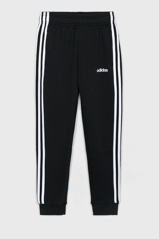 чорний adidas - Штани Для хлопчиків