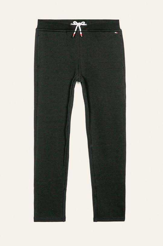 čierna Tommy Hilfiger - Detské nohavice 128-176 cm Chlapčenský