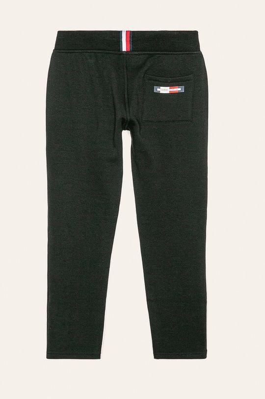 Tommy Hilfiger - Detské nohavice 128-176 cm čierna