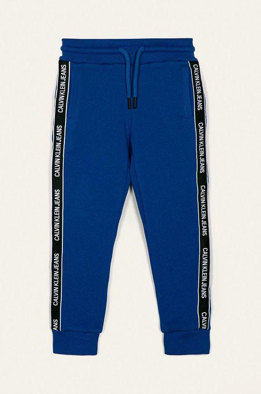 albastru Calvin Klein Jeans - Pantaloni copii De băieți