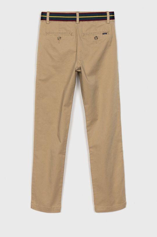 Polo Ralph Lauren - Дитячі штани 134-158 cm бежевий
