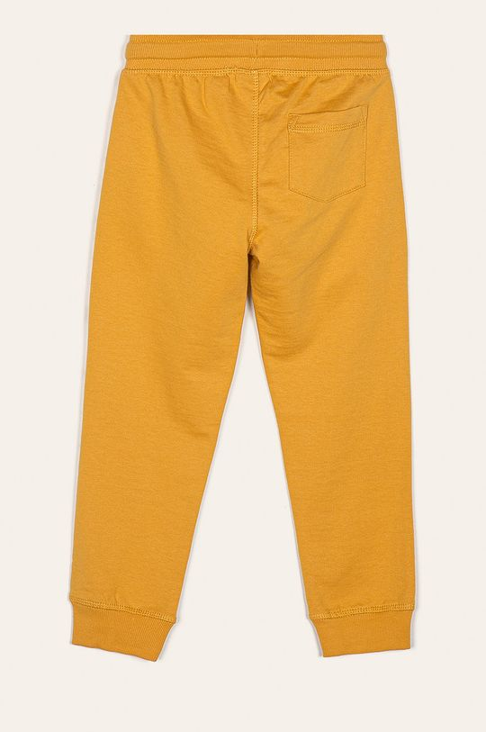 žltá Blukids - Detské nohavice 98-134 cm (2 pak)
