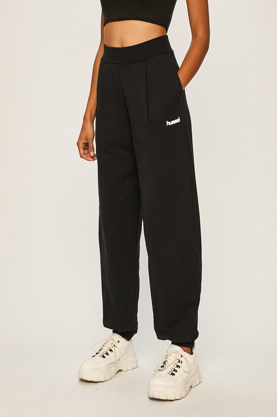 negru Hummel - Pantaloni De femei