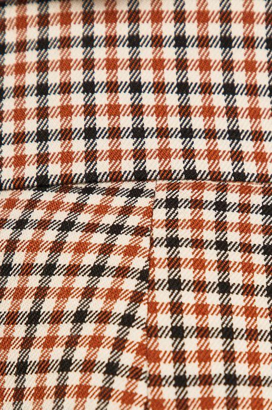 hnědá Only - Kalhoty