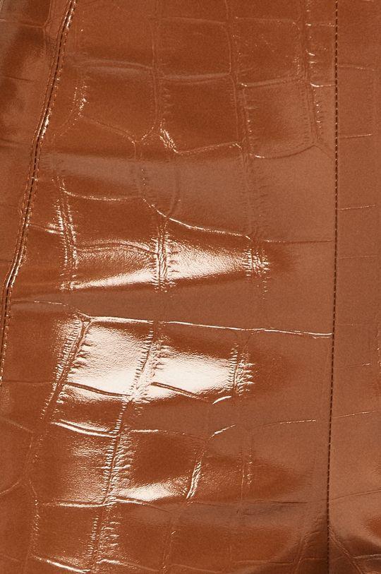 hnědá Pinko - Kalhoty