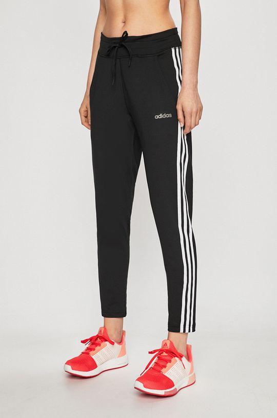 černá adidas - Sportovní kalhoty Dámský