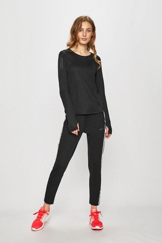 adidas - Sportovní kalhoty černá
