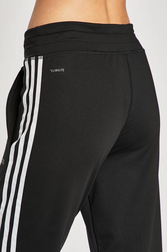 černá adidas - Sportovní kalhoty