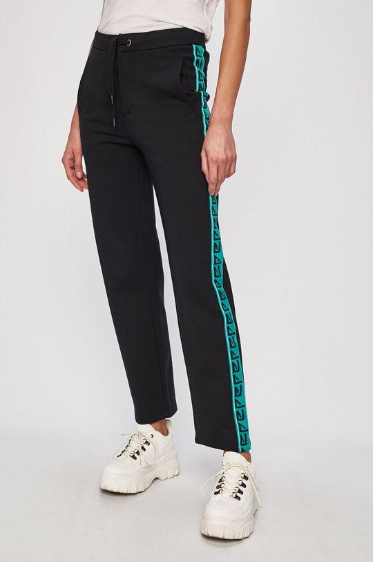 černá Pepe Jeans - Kalhoty Dámský