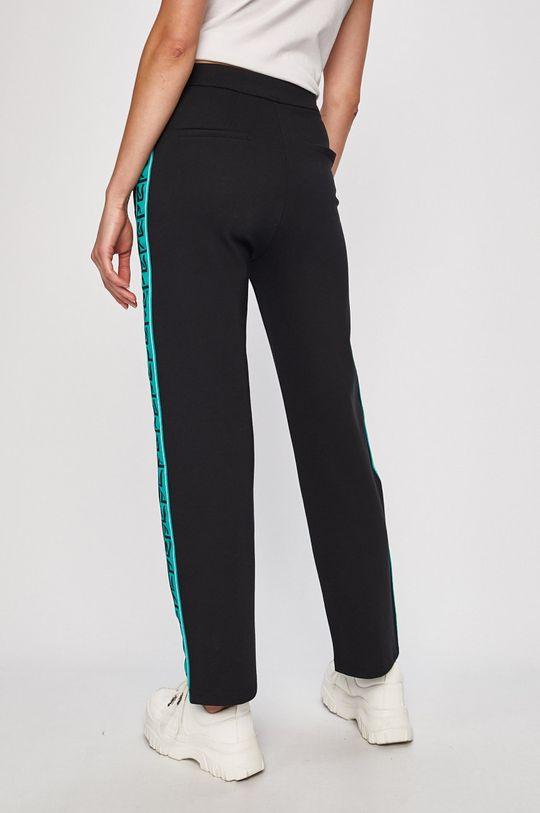 Pepe Jeans - Kalhoty 5% Elastan, 30% Polyamid, 65% Viskóza
