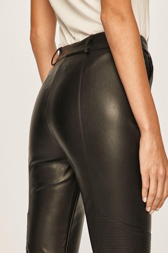 čierna Pepe Jeans - Nohavice Selma