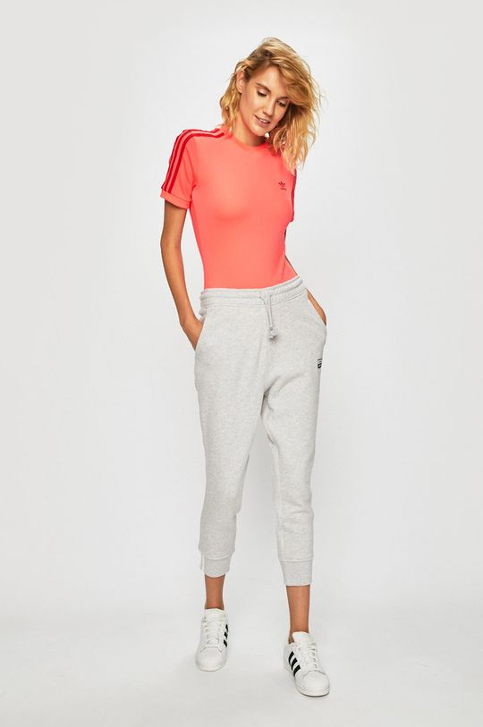adidas Originals - Kalhoty světle šedá