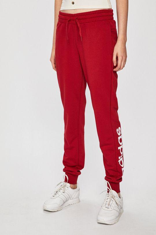 piros adidas - Nadrág Női