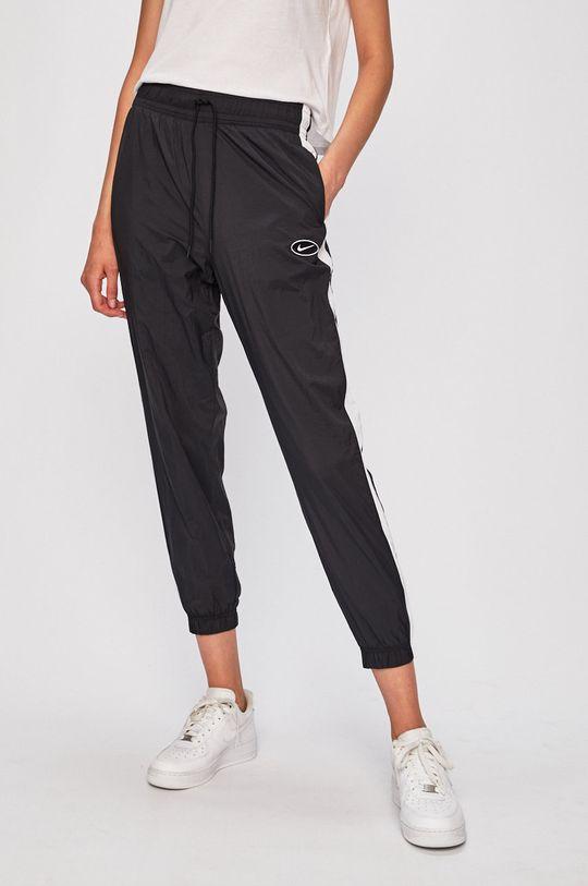 černá Nike Sportswear - Kalhoty Dámský