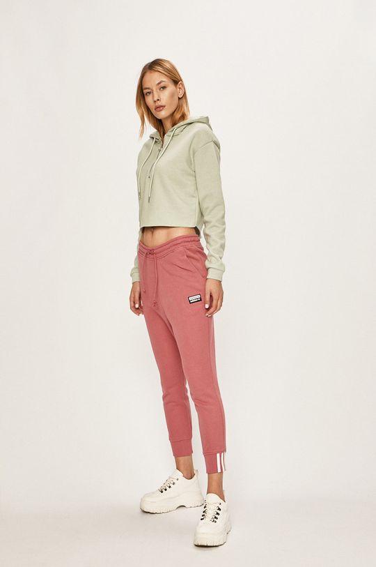 adidas Originals - Pantaloni roz violet