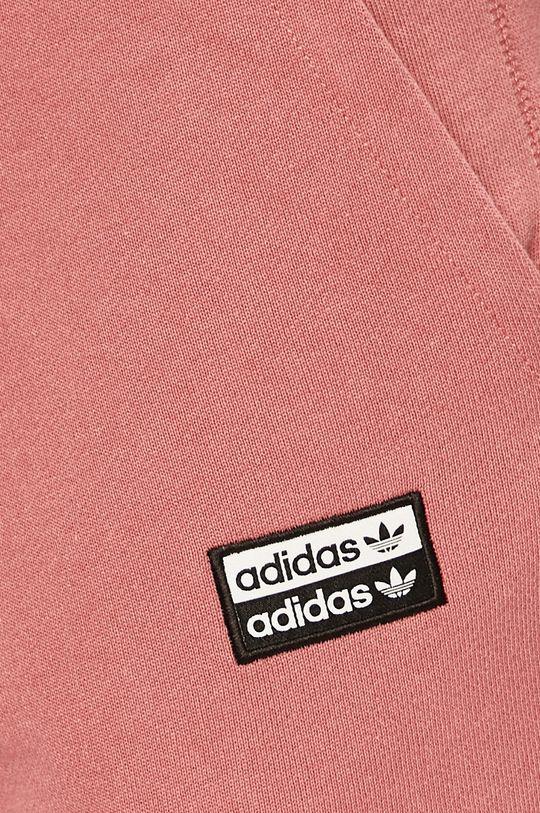 roz violet adidas Originals - Pantaloni