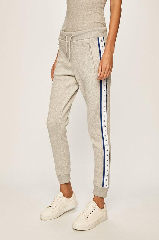 gri Calvin Klein Jeans - Pantaloni De femei