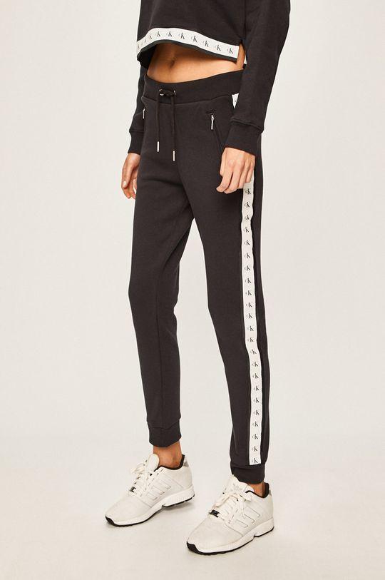 negru Calvin Klein Jeans - Pantaloni De femei
