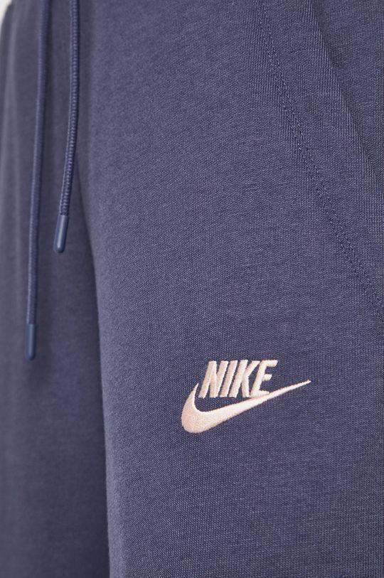 fialová Nike Sportswear - Kalhoty