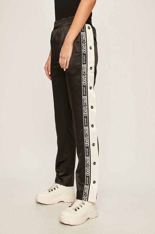 negru Roberto Cavalli Sport - Pantaloni De femei