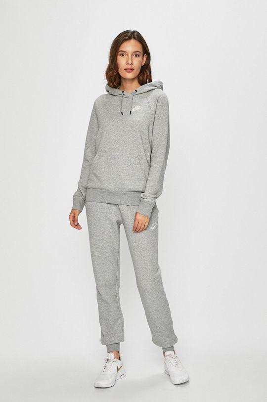 Nike Sportswear - Nohavice sivá