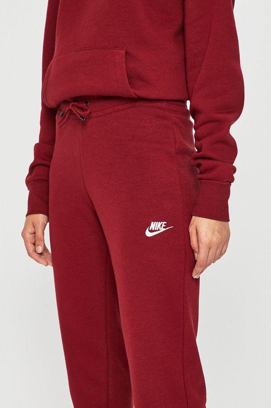 červená Nike Sportswear - Kalhoty