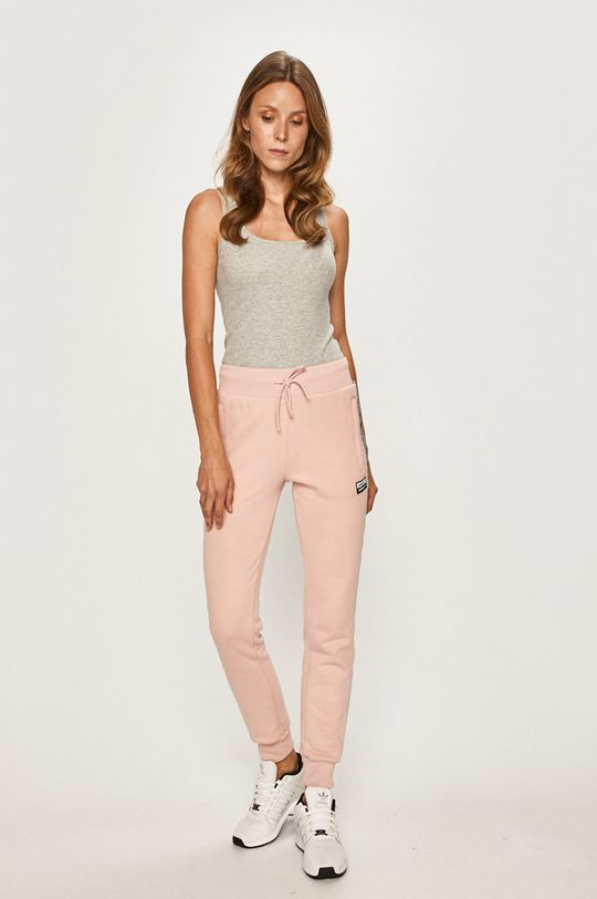 adidas Originals - Kalhoty růžová