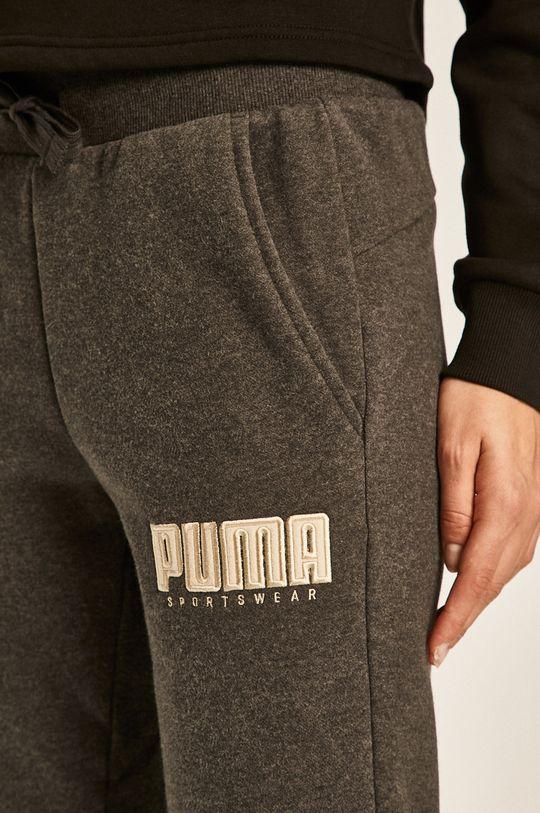 sivá Puma - Športové nohavice