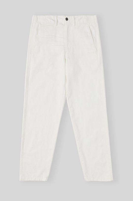 bílá Polo Ralph Lauren - Kalhoty Dámský