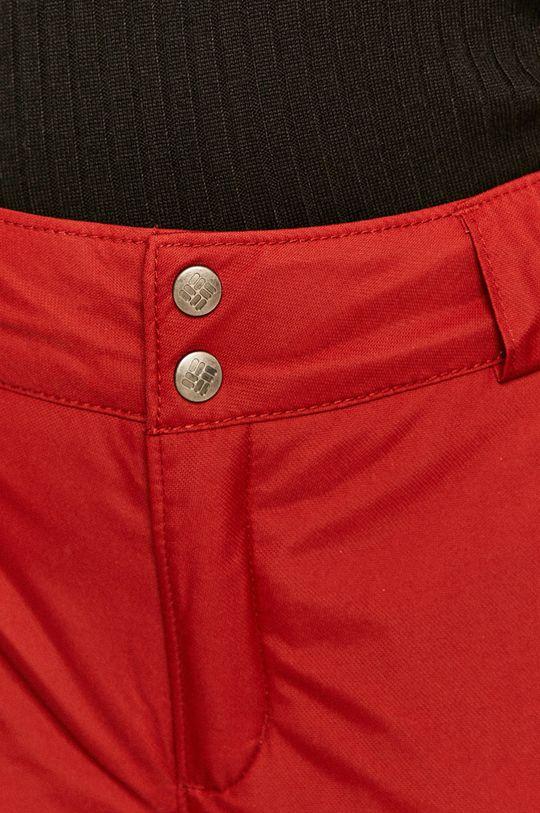 czerwony Columbia - Spodnie 1623351