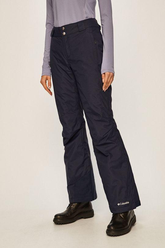 granatowy Columbia - Spodnie snowboardowe