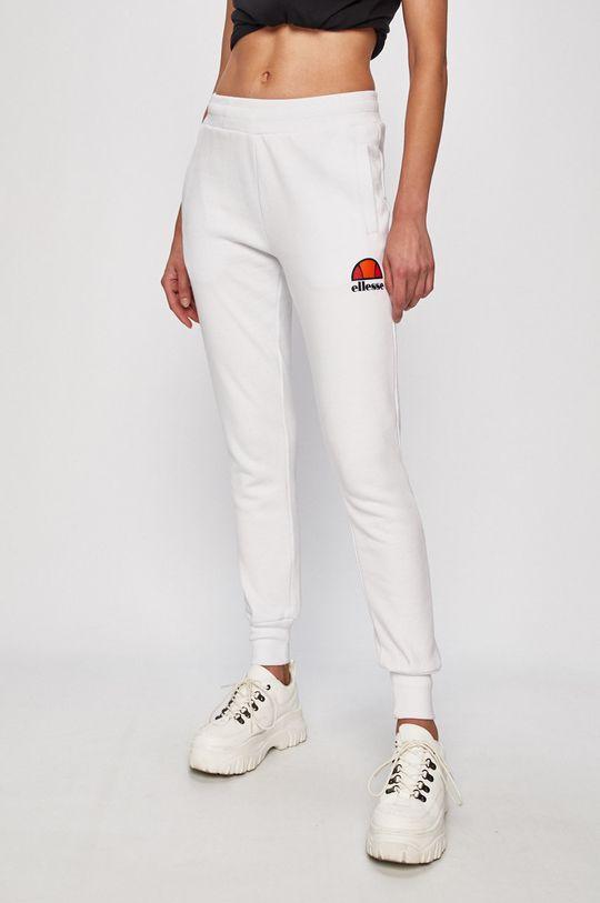 biały Ellesse - Spodnie Damski