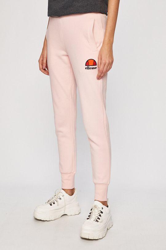 różowy Ellesse - Spodnie Damski