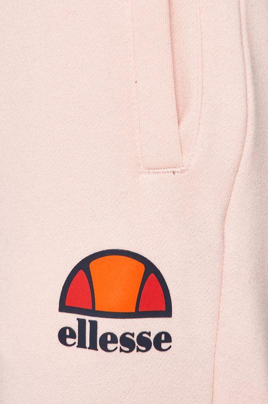 różowy Ellesse - Spodnie