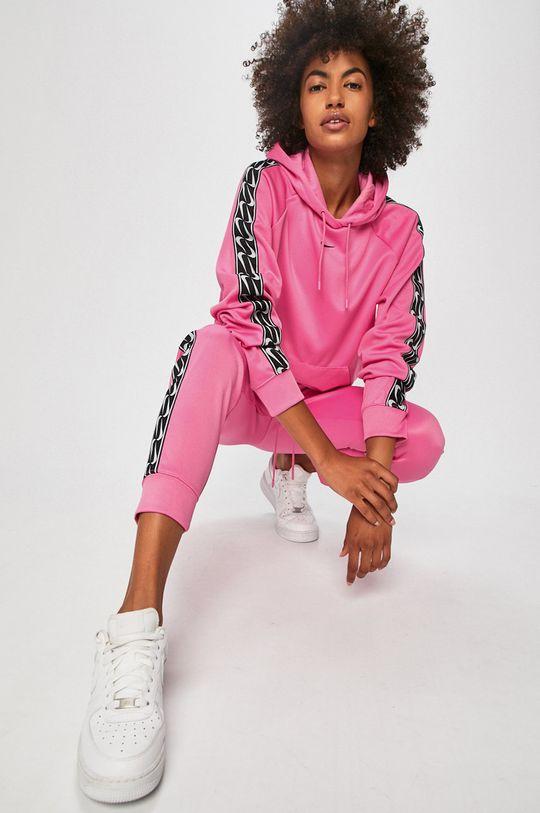 orchidejová Nike Sportswear - Kalhoty